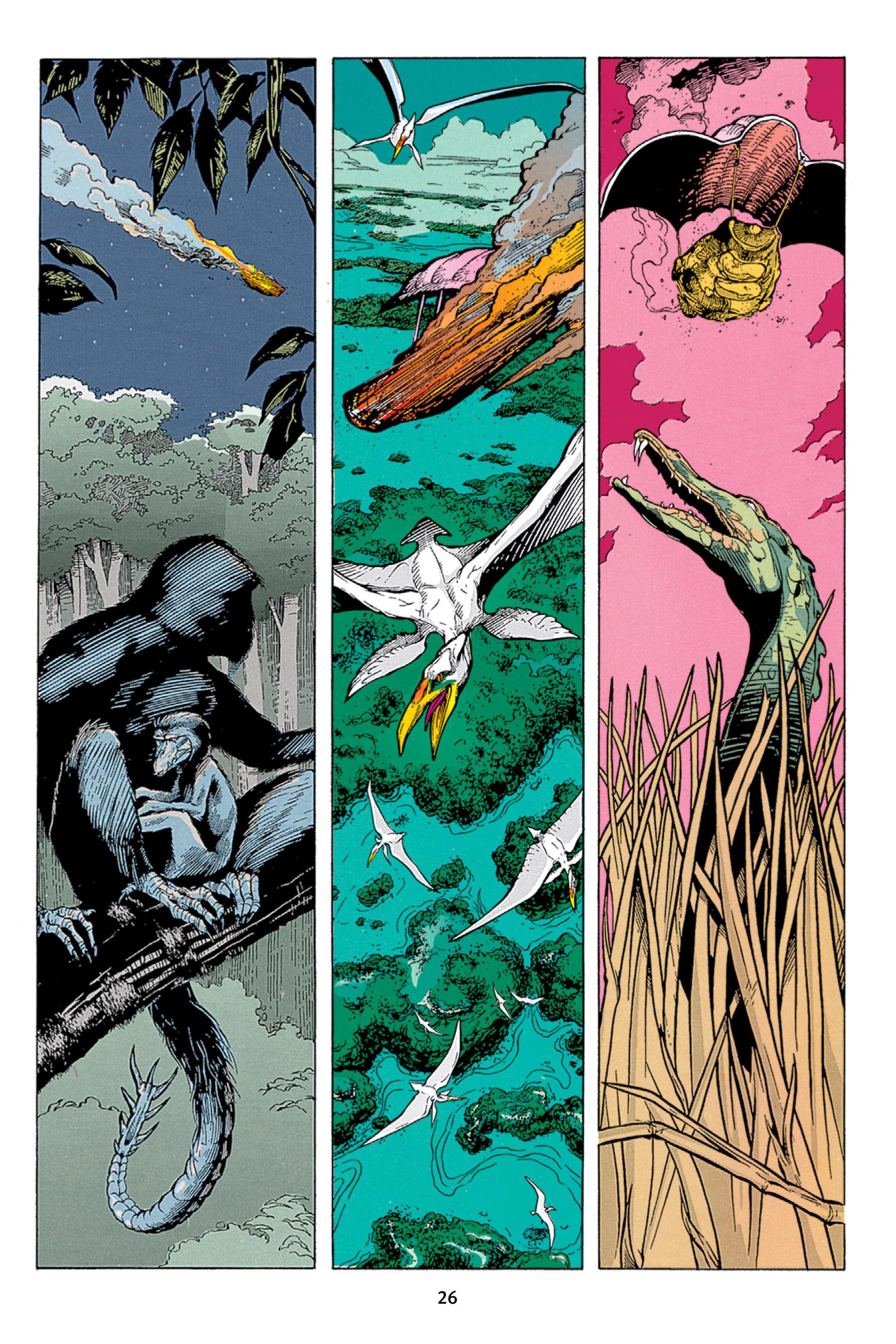 Read online Aliens vs. Predator Omnibus comic -  Issue # _TPB 1 Part 1 - 26