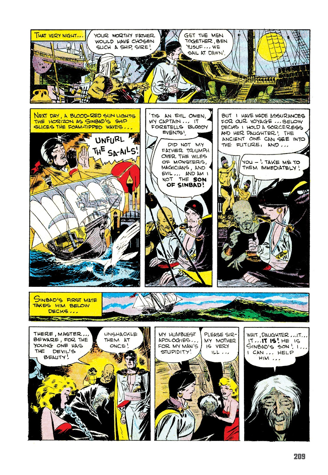 Read online The Joe Kubert Archives comic -  Issue # TPB (Part 3) - 20