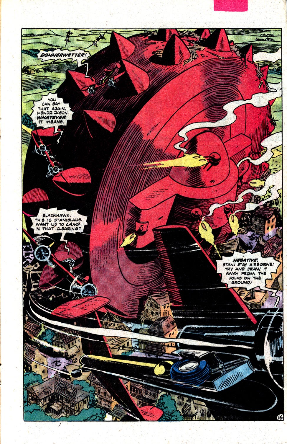 Read online Blackhawk (1957) comic -  Issue #252 - 20