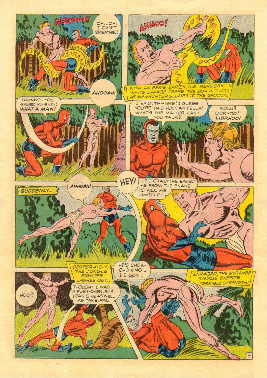 Read online Adventure Comics (1938) comic -  Issue #87 - 47
