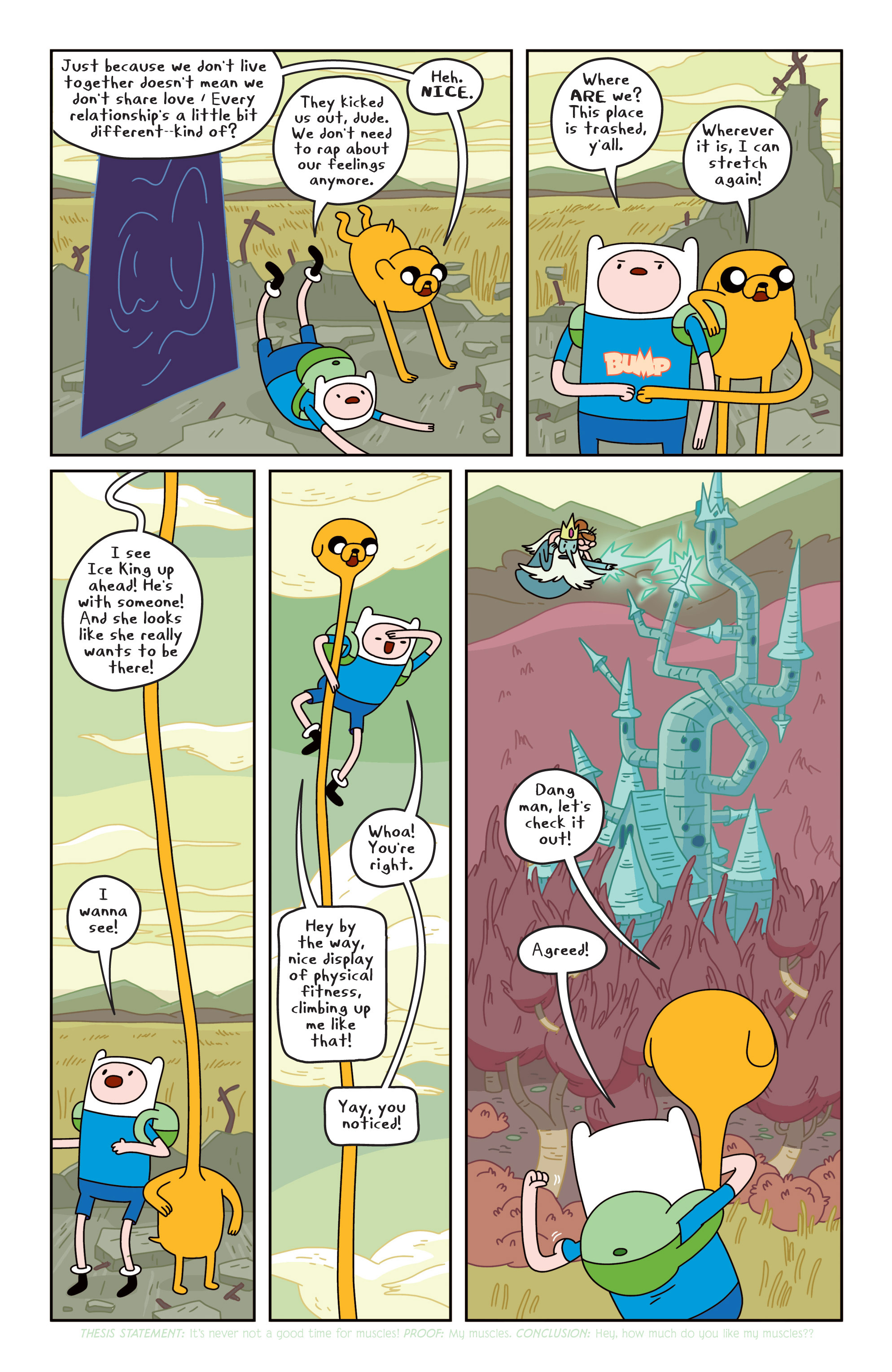 Read online Adventure Time comic -  Issue #19 - 12