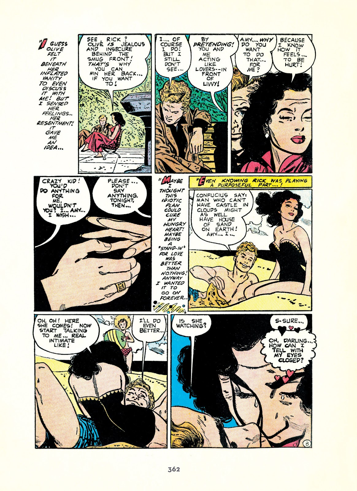 Read online Setting the Standard: Comics by Alex Toth 1952-1954 comic -  Issue # TPB (Part 4) - 63