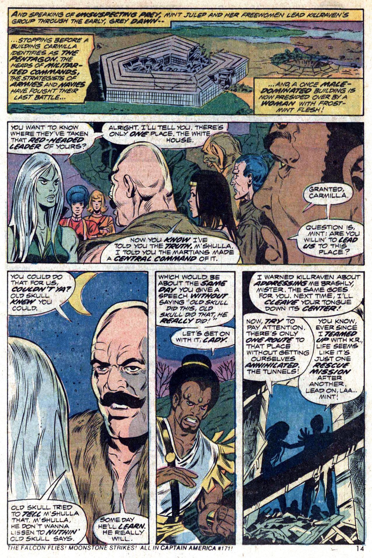 Read online Amazing Adventures (1970) comic -  Issue #23 - 15