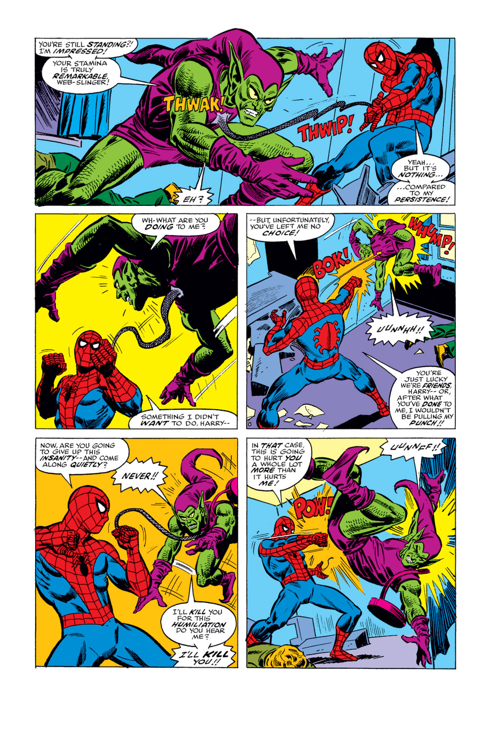 The Amazing Spider-Man (1963) 176 Page 16