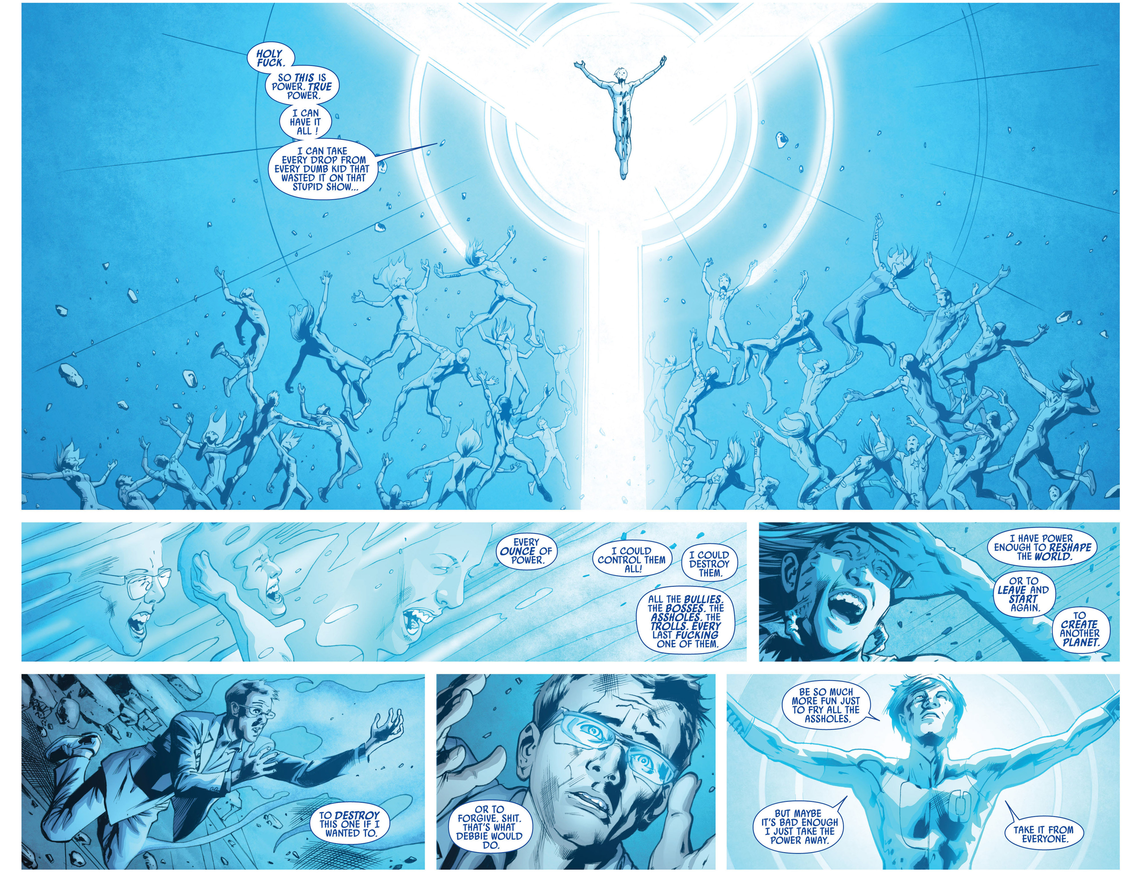 Read online America's Got Powers comic -  Issue #7 - 20