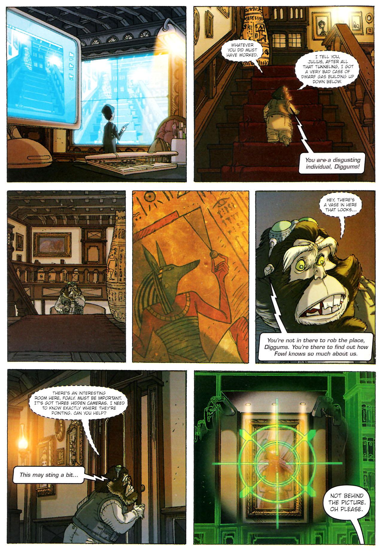 Read online Artemis Fowl: The Graphic Novel comic -  Issue #Artemis Fowl: The Graphic Novel Full - 75