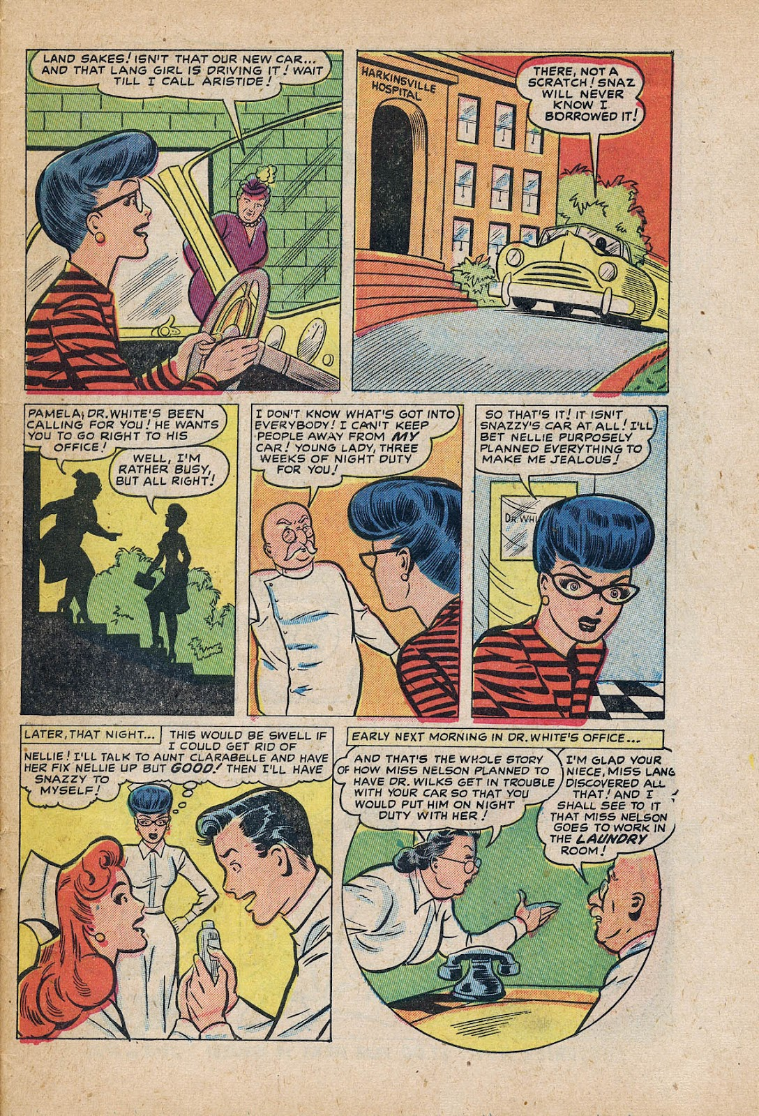 Nellie The Nurse (1945) issue 27 - Page 31