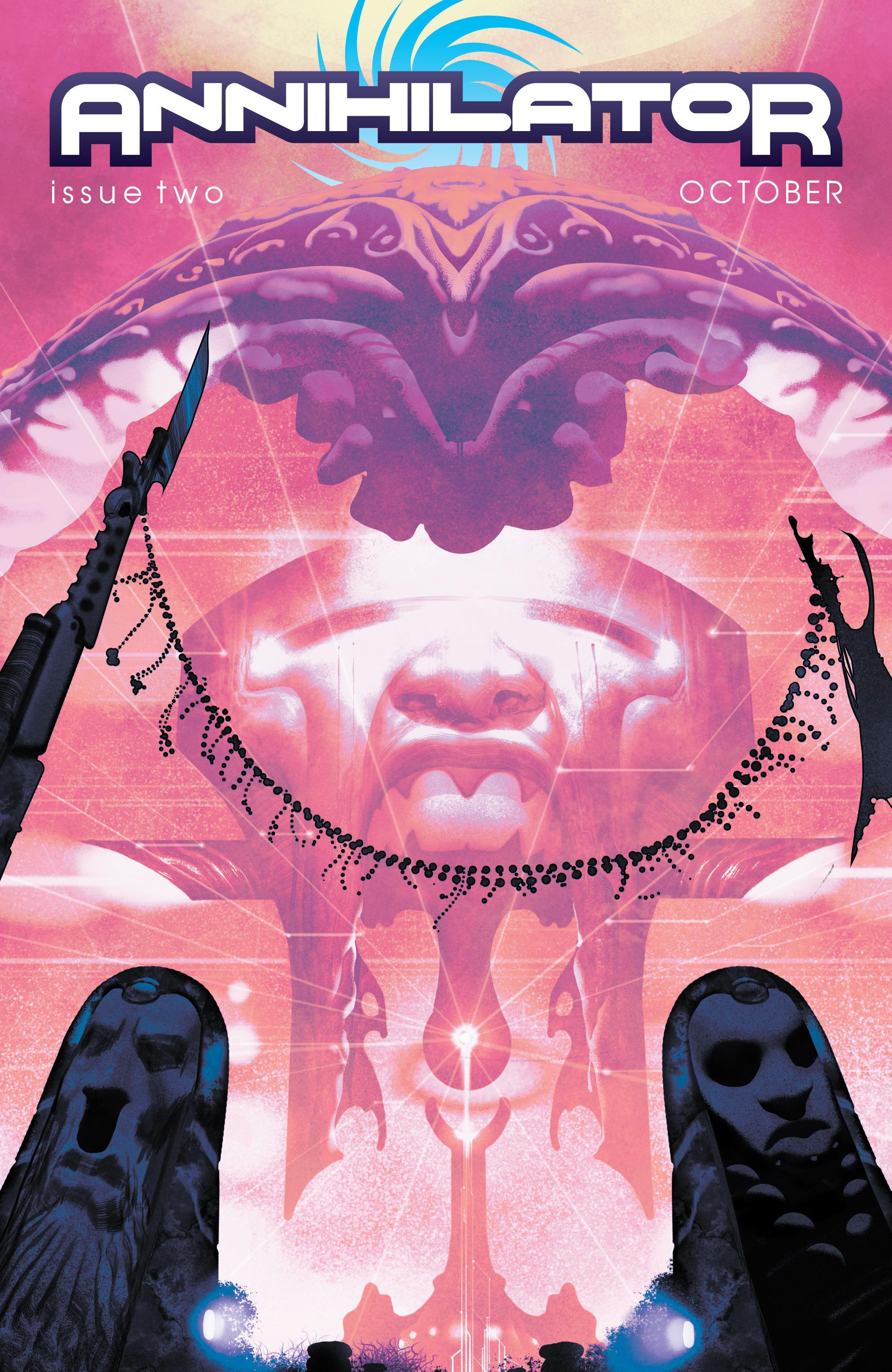 Read online Annihilator comic -  Issue #1 - 39