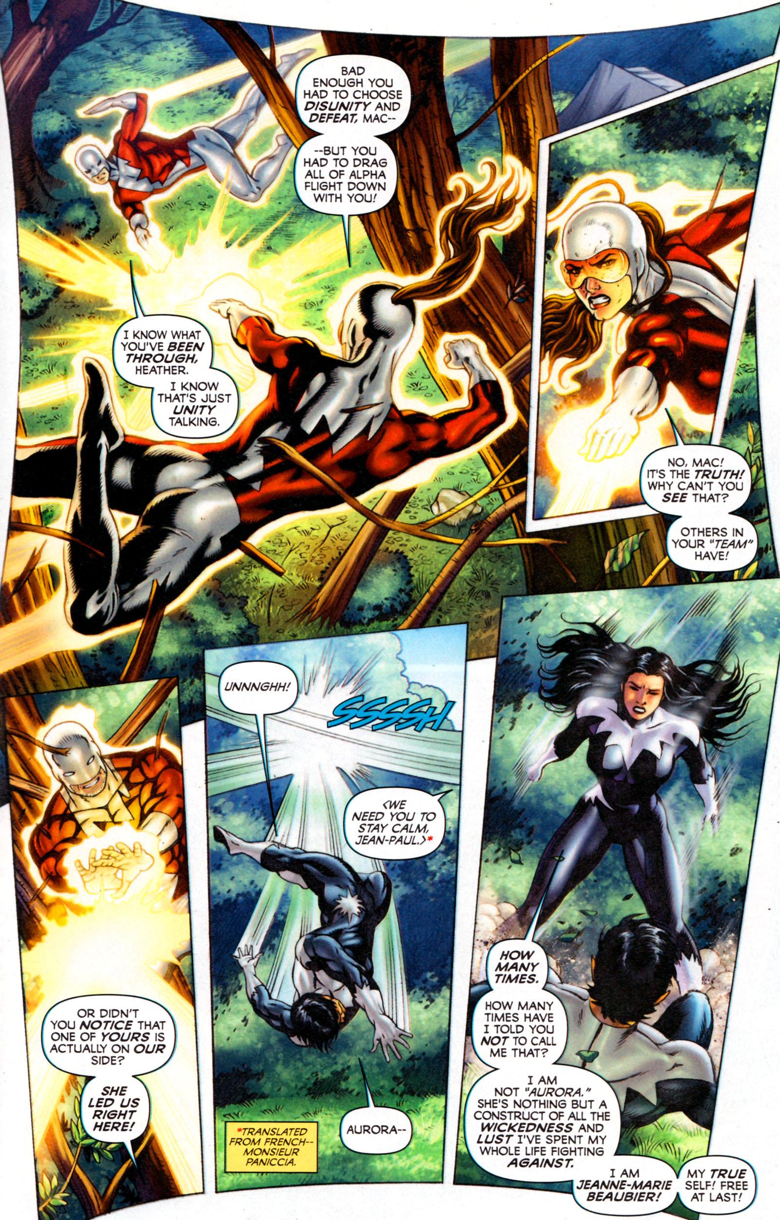 Read online Alpha Flight (2011) comic -  Issue #7 - 18