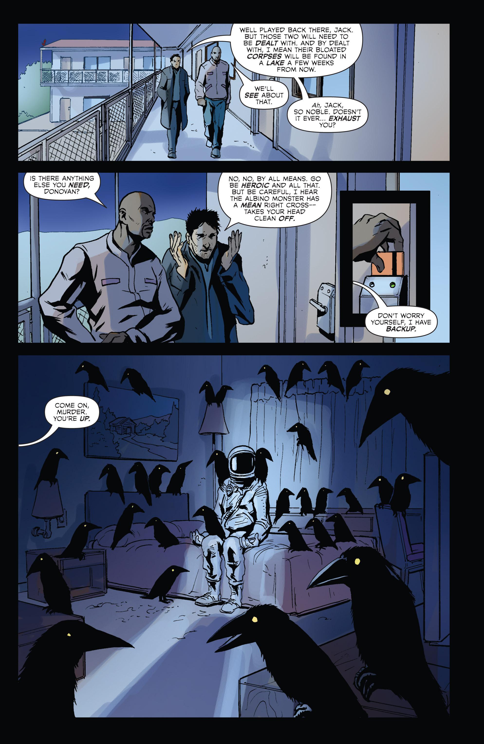 Read online Hoax Hunters (2012) comic -  Issue # TPB 2 - 40