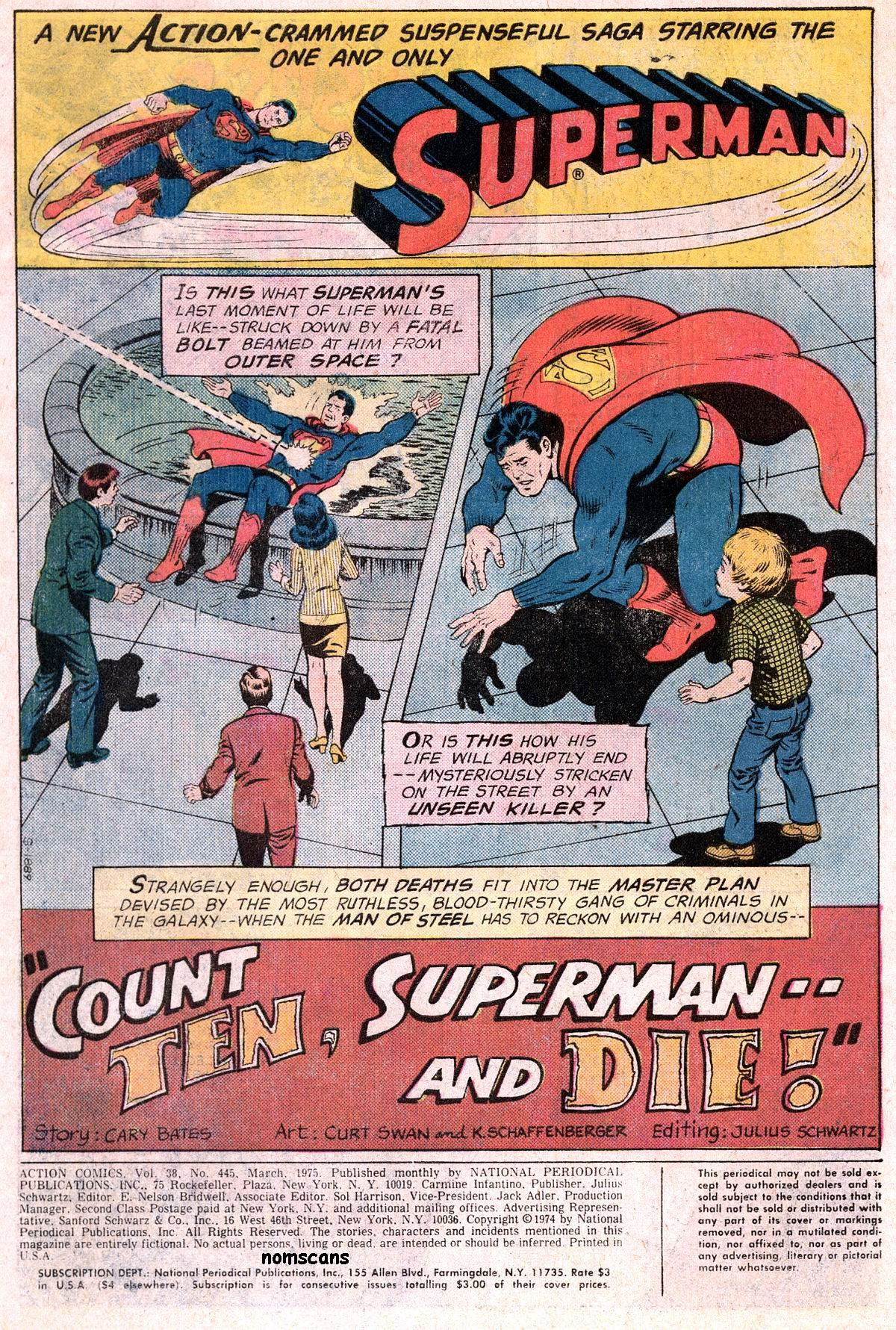 Action Comics (1938) 445 Page 2