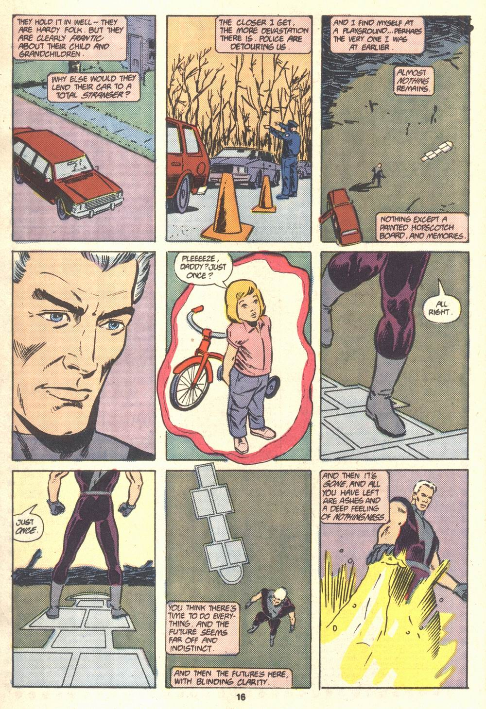 Read online Justice (1986) comic -  Issue #18 - 17