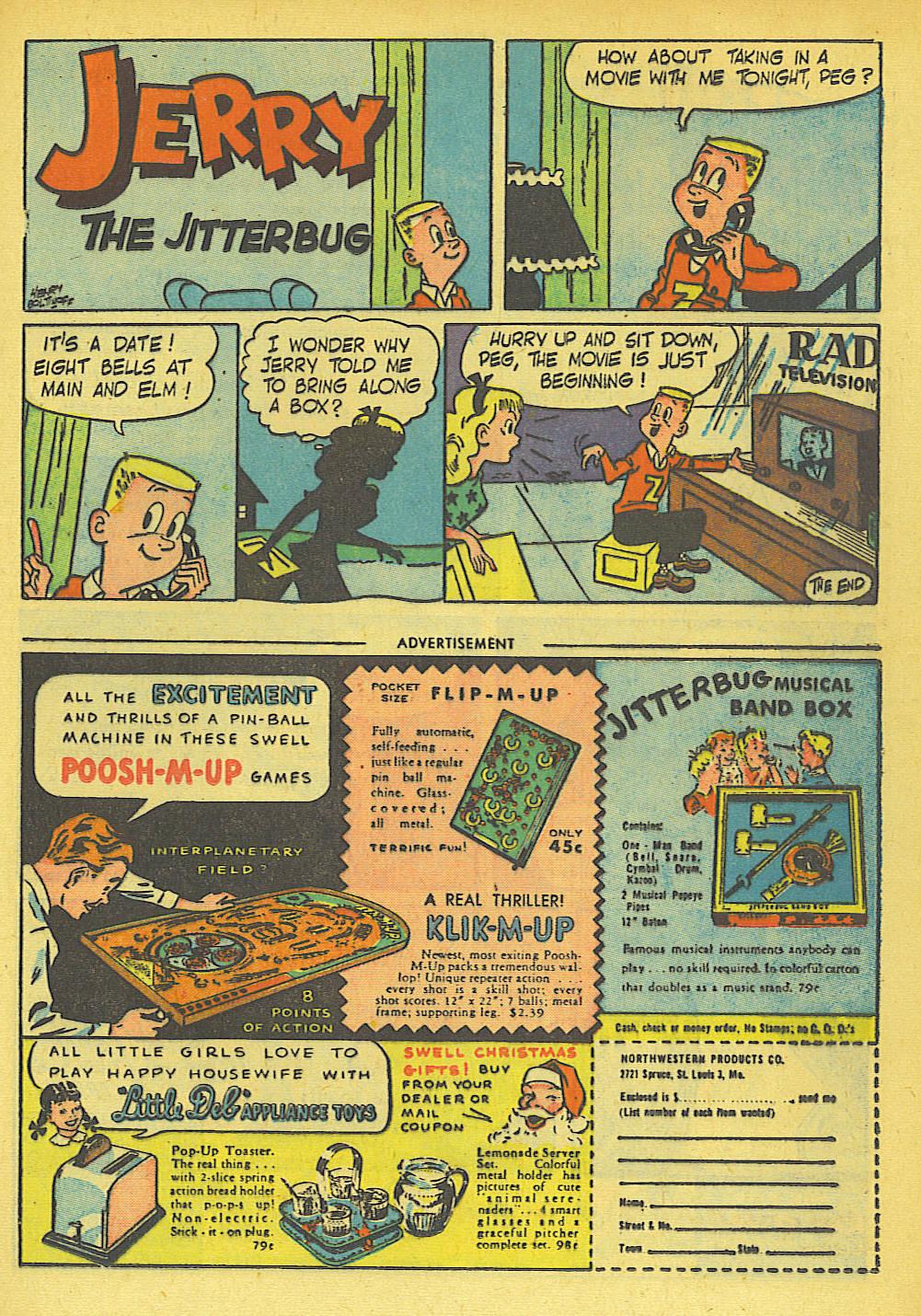 Read online Adventure Comics (1938) comic -  Issue #136 - 37
