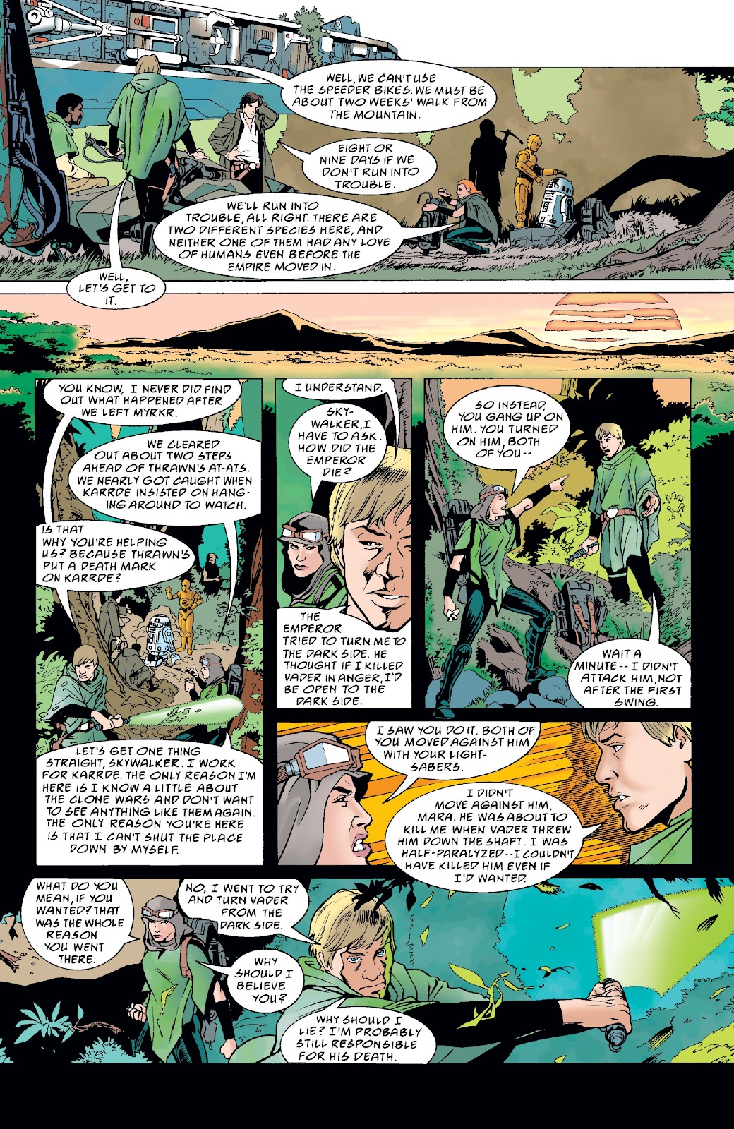 Read online Star Wars Legends: The New Republic - Epic Collection comic -  Issue # TPB 4 (Part 4) - 72