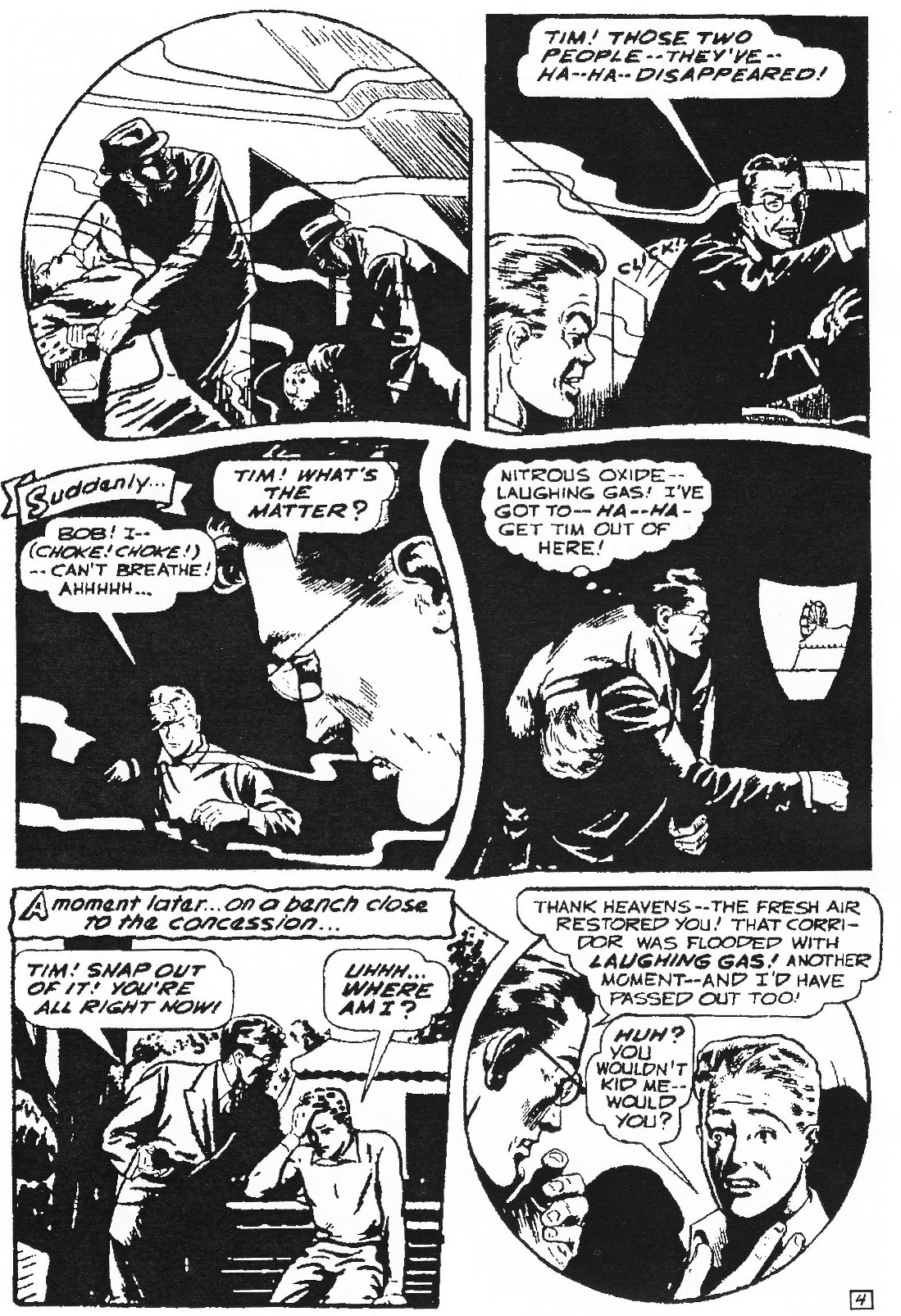 Read online Men of Mystery Comics comic -  Issue #76 - 7