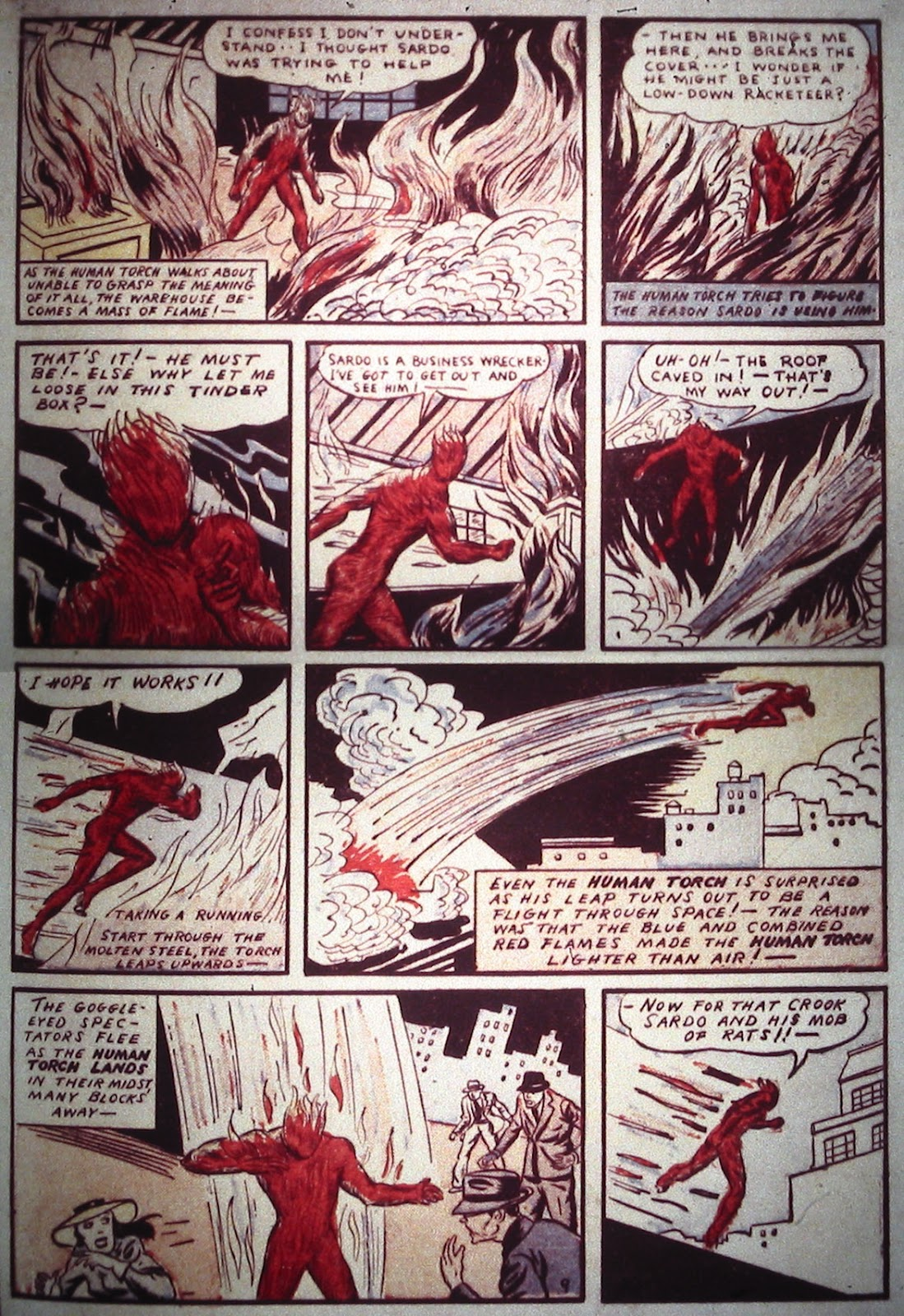 Marvel Comics (1939) issue Full - Page 11