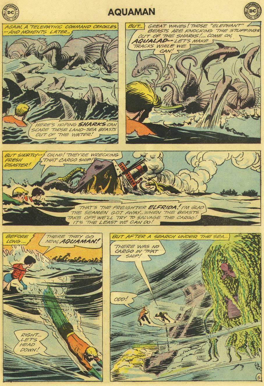 Read online Aquaman (1962) comic -  Issue #12 - 7