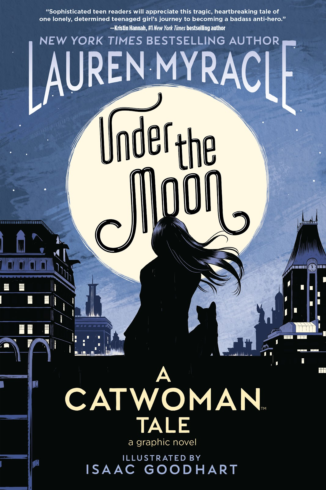 Read online Under the Moon: A Catwoman Tale comic -  Issue # TPB (Part 1) - 1