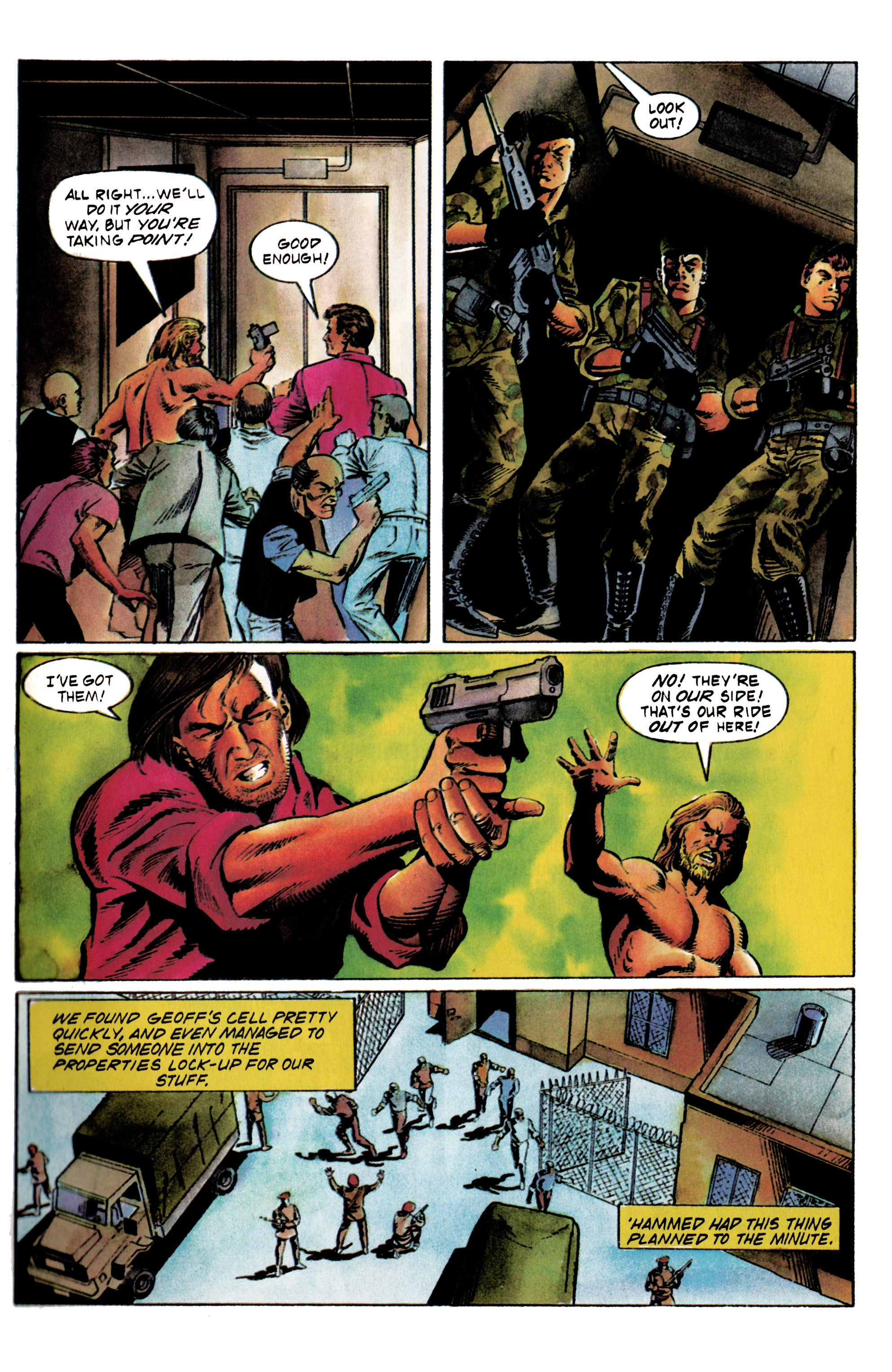 Read online Eternal Warrior (1992) comic -  Issue #20 - 13