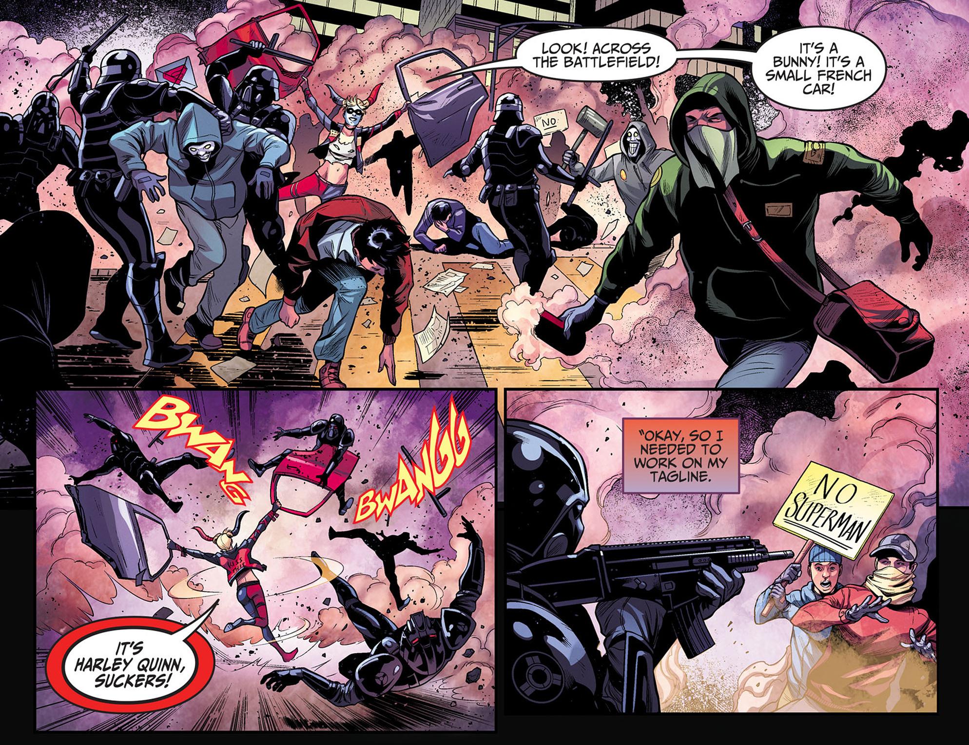 Read online Injustice: Ground Zero comic -  Issue #3 - 18