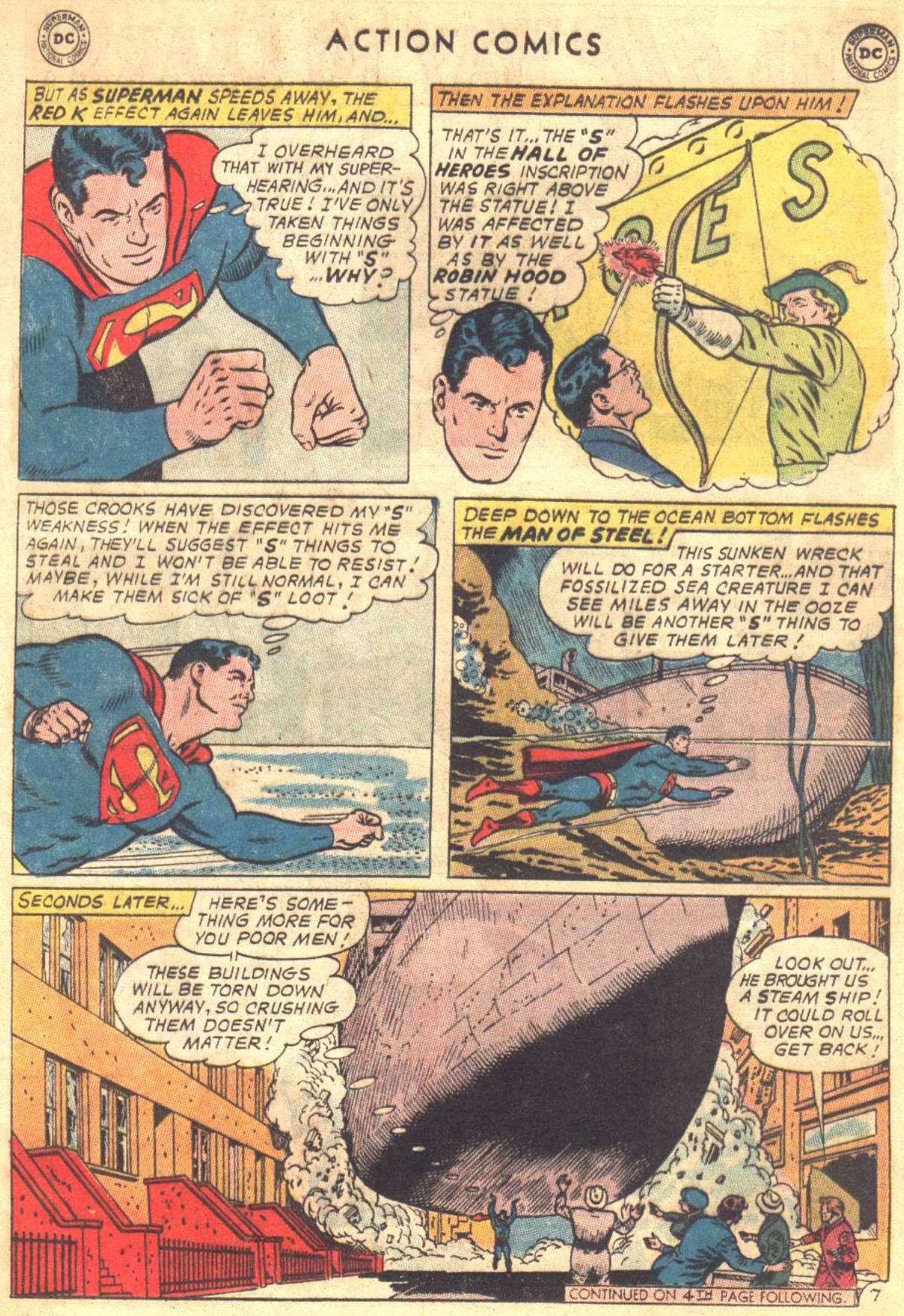Read online Action Comics (1938) comic -  Issue #330 - 9