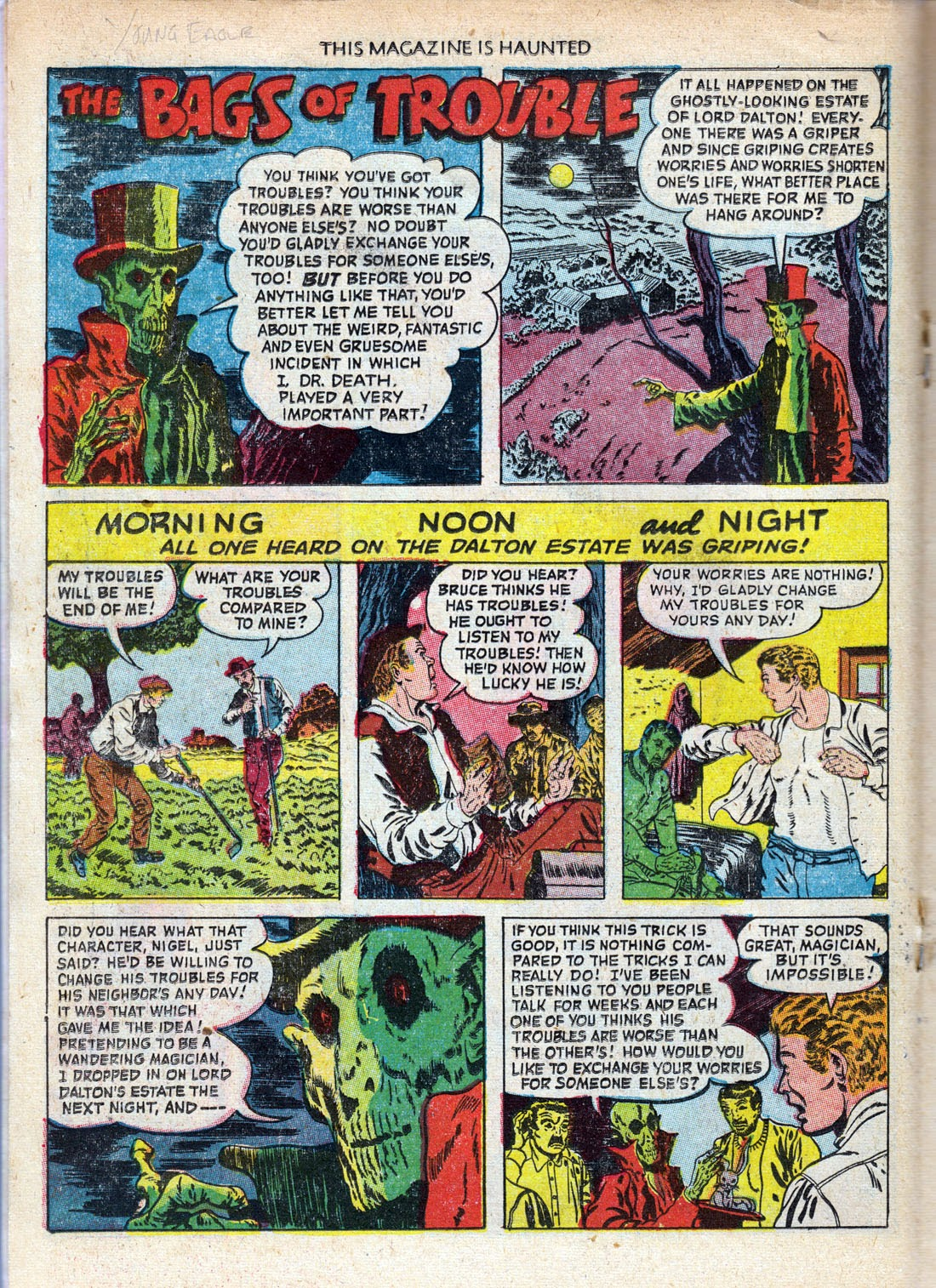 Read online This Magazine Is Haunted comic -  Issue #11 - 18