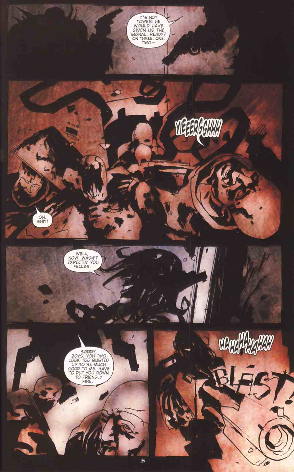 Read online Silent Hill: The Grinning Man comic -  Issue # Full - 27