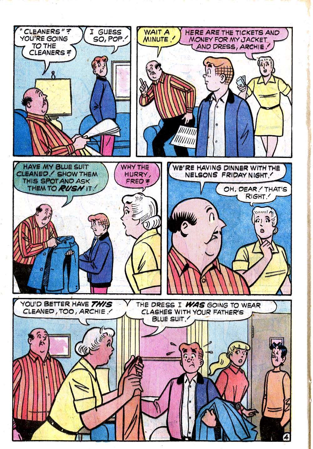 Read online Archie (1960) comic -  Issue #236 - 16