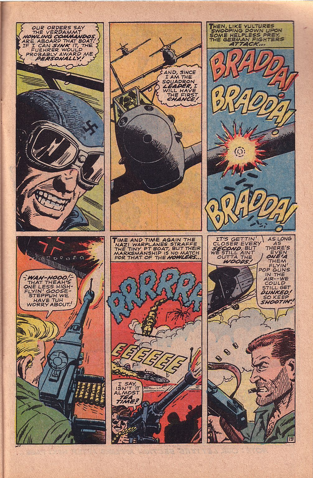 Read online Sgt. Fury comic -  Issue #52 - 27