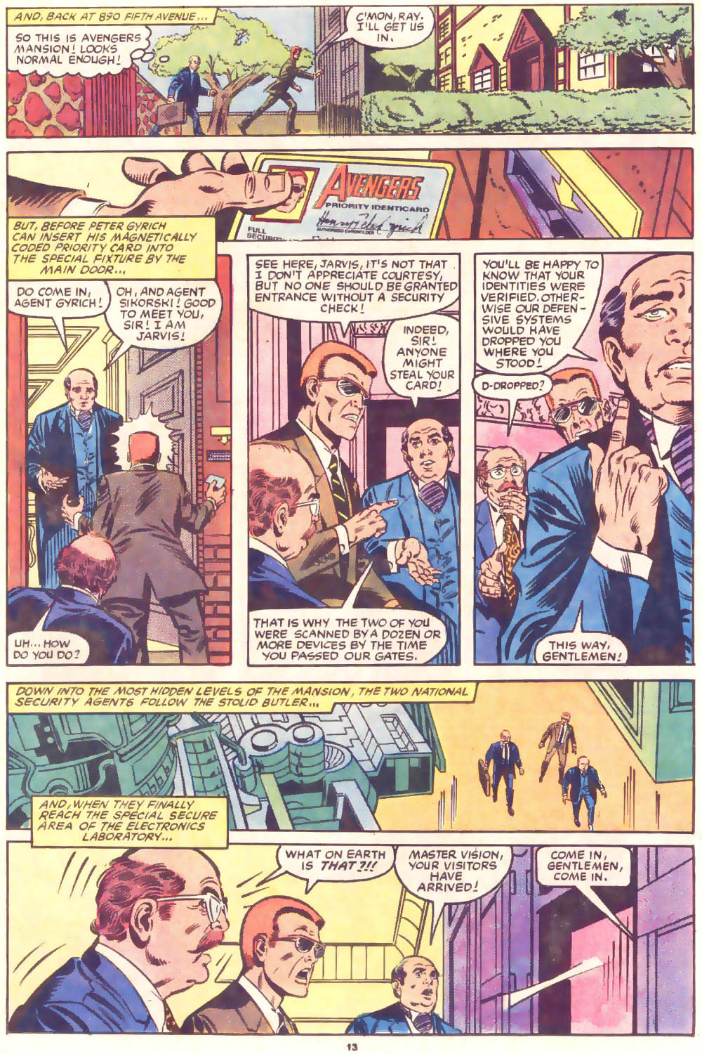 The Avengers (1963) 243 Page 13