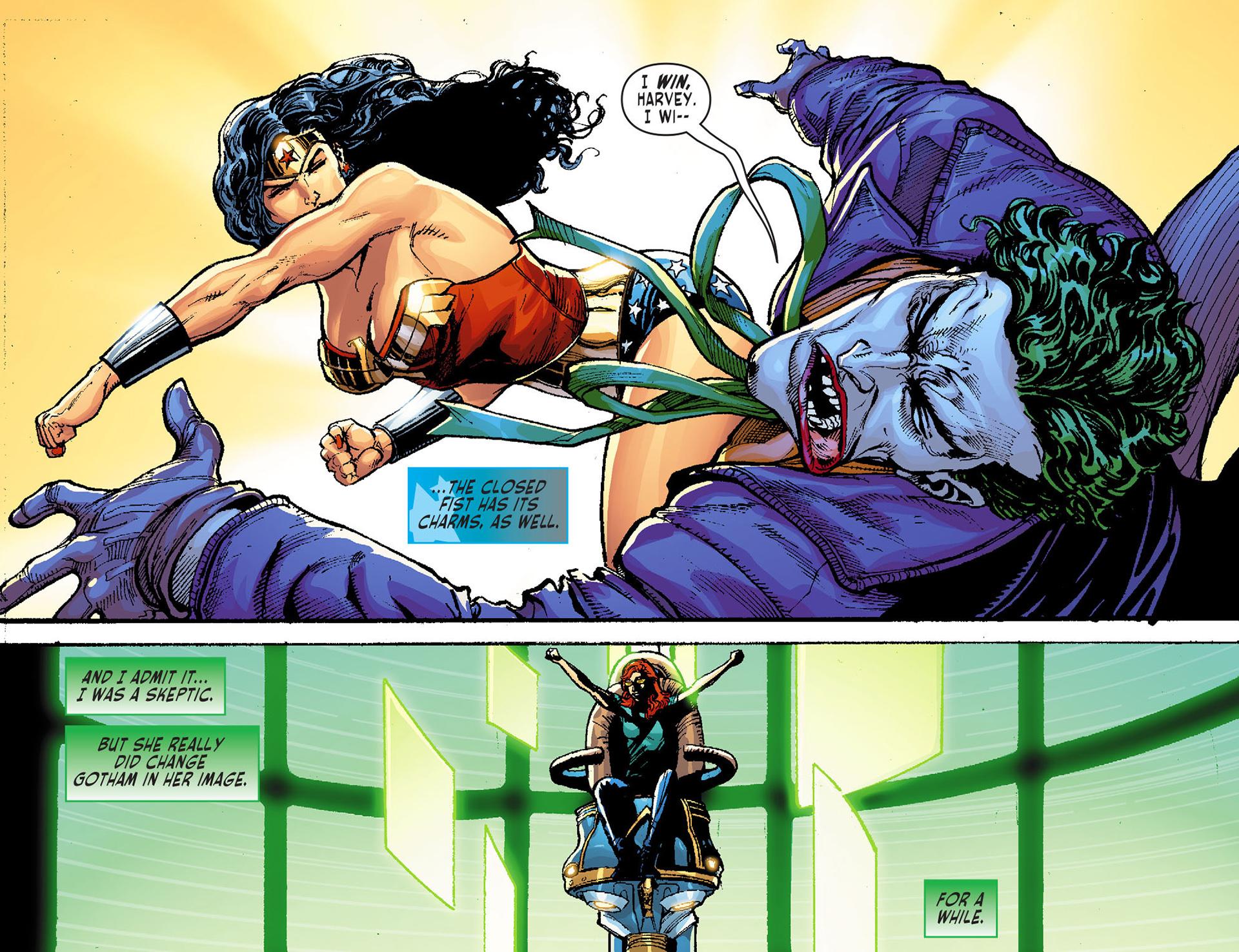 Read online Sensation Comics Featuring Wonder Woman comic -  Issue #2 - 21