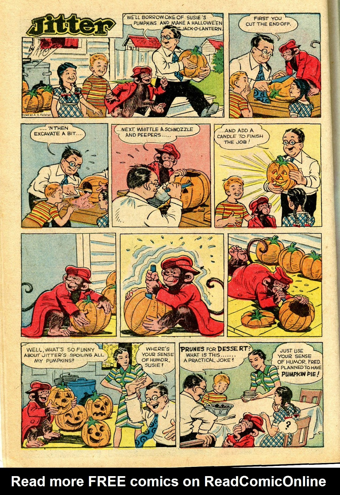 Read online Famous Funnies comic -  Issue #111 - 18