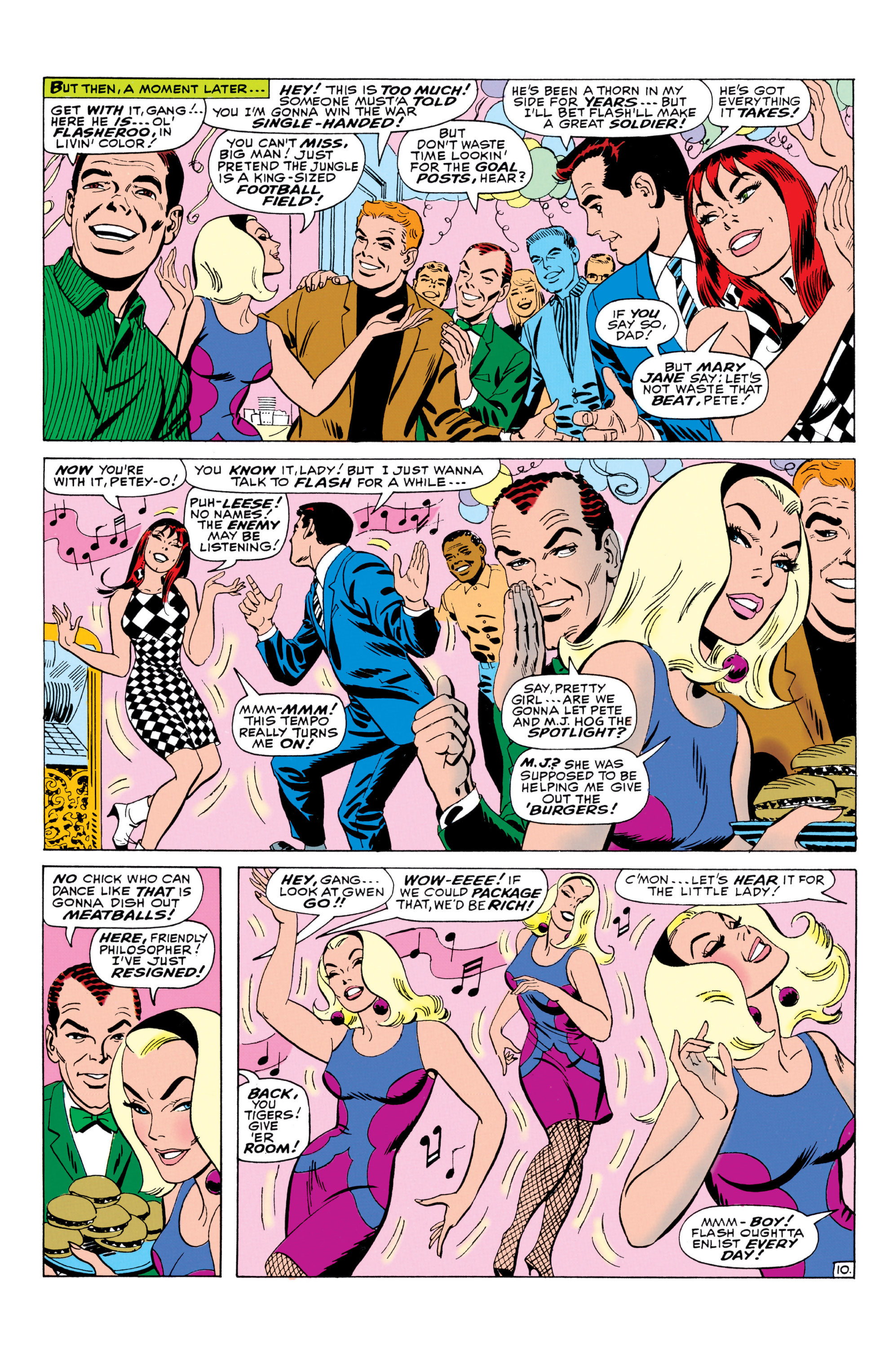 The Amazing Spider-Man (1963) 47 Page 10