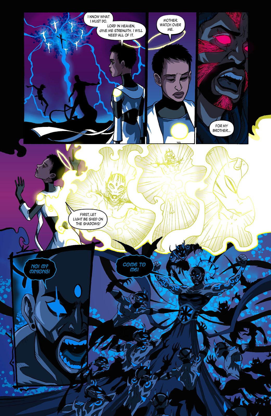Sentinels issue 3 - Page 14