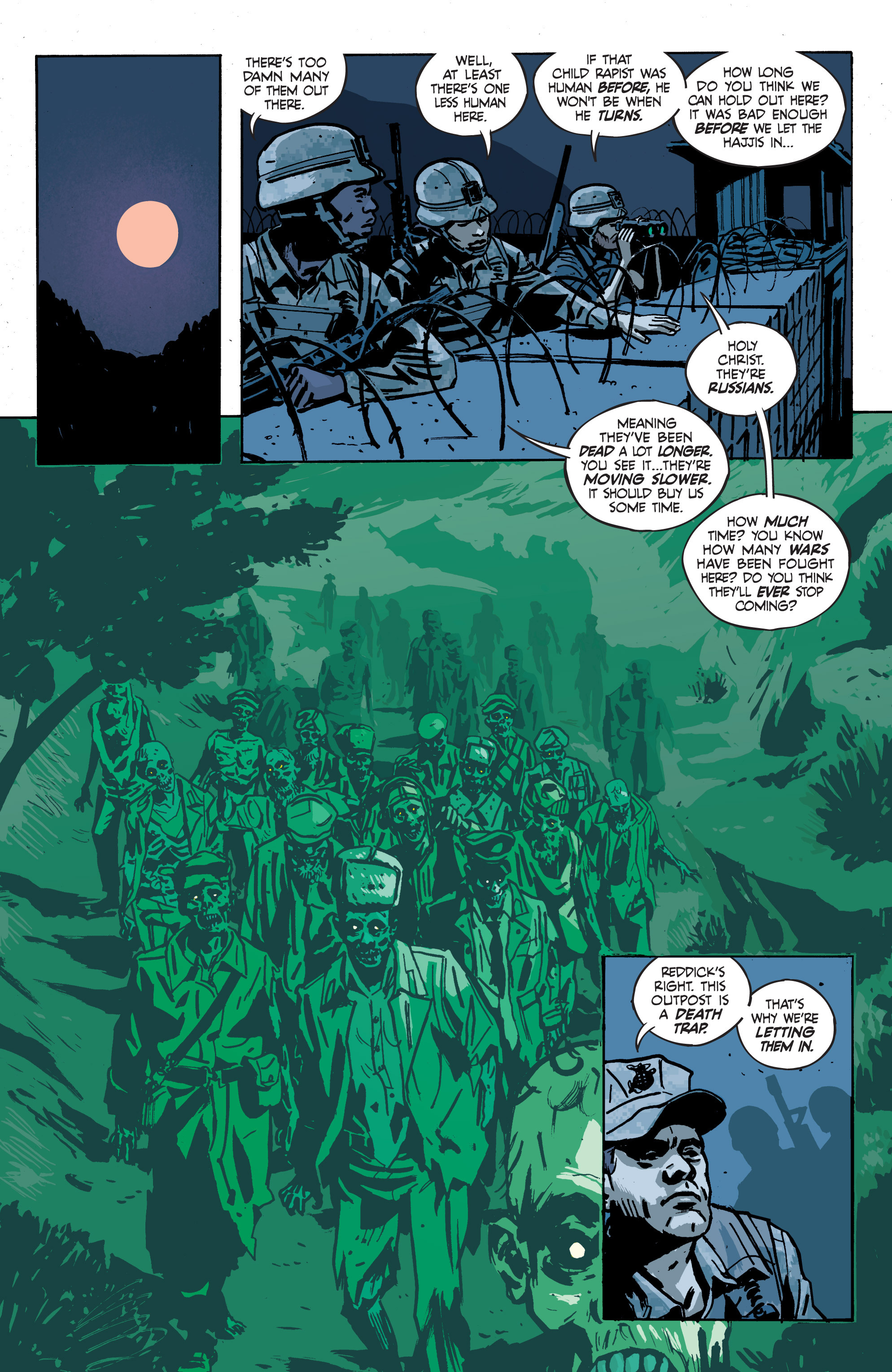 Read online Graveyard of Empires comic -  Issue # TPB - 81
