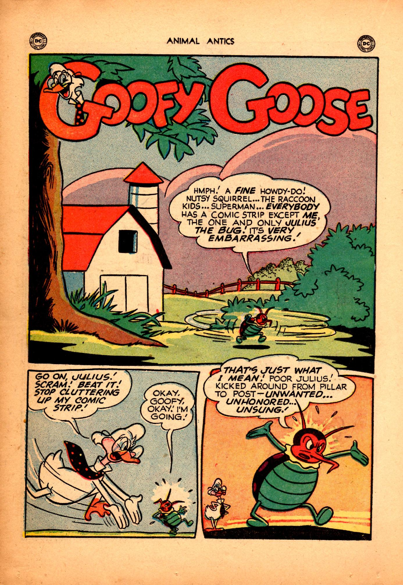 Read online Animal Antics comic -  Issue #25 - 22