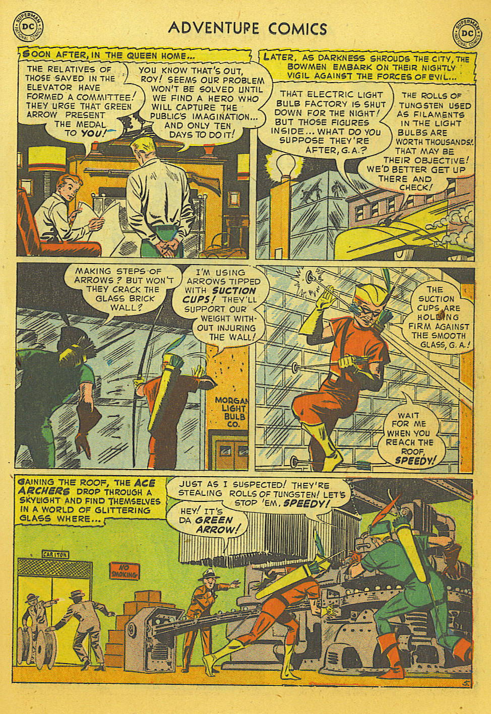 Read online Adventure Comics (1938) comic -  Issue #169 - 18
