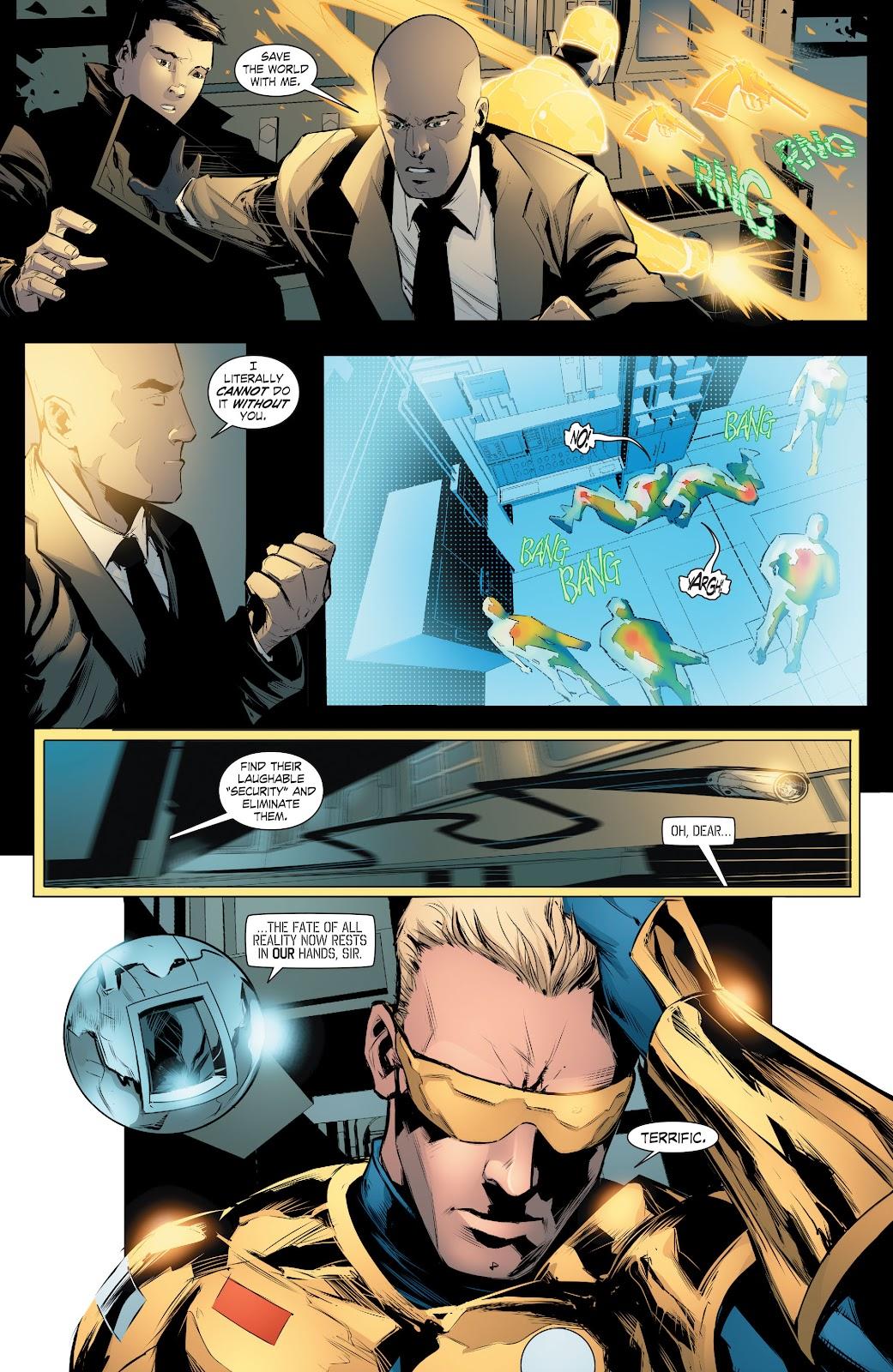 Read online Smallville Season 11 [II] comic -  Issue # TPB 8 - 90