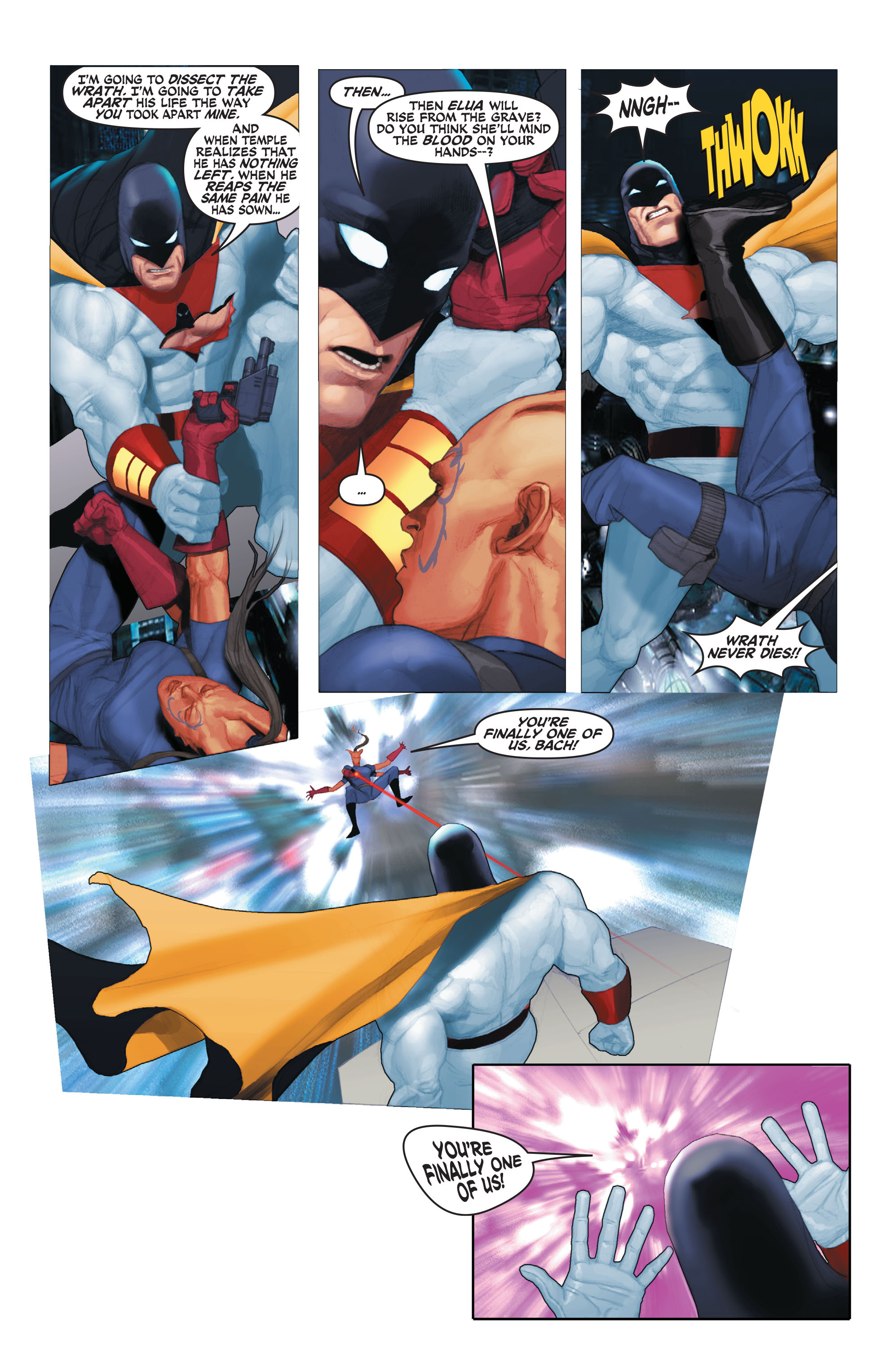 Read online Space Ghost (2016) comic -  Issue # Full - 59