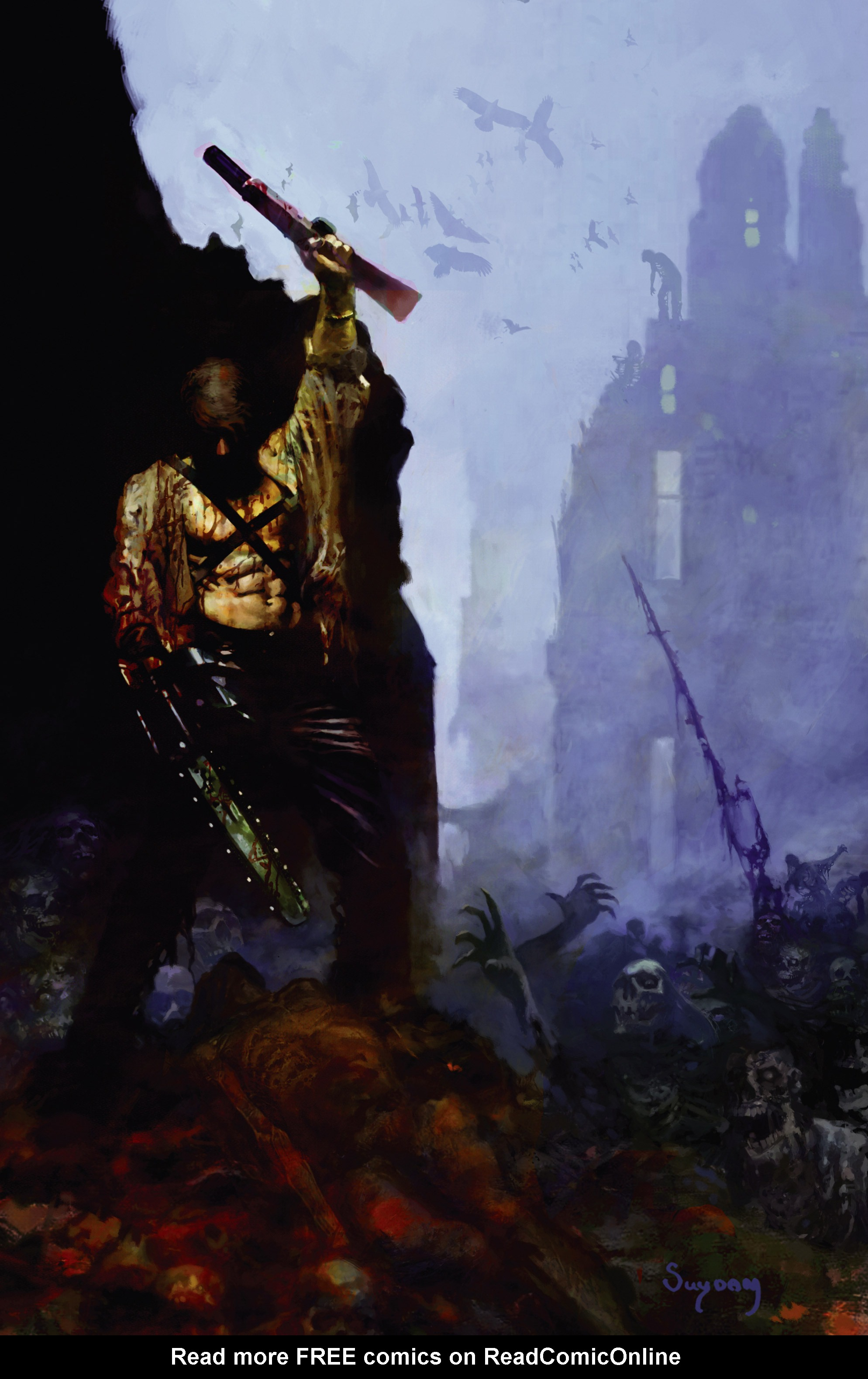 Read online Army of Darkness: From the Ashes comic -  Issue #Army of Darkness: From the Ashes TPB - 102