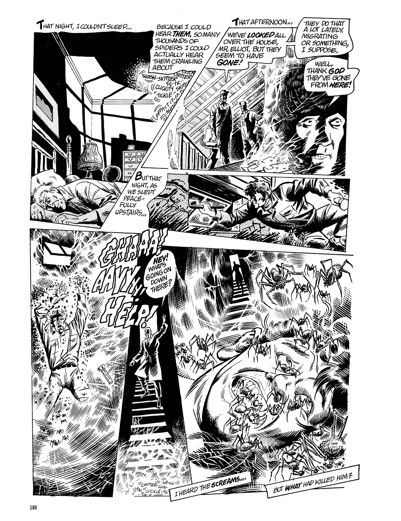 Read online Eerie Archives comic -  Issue # TPB 5 - 181