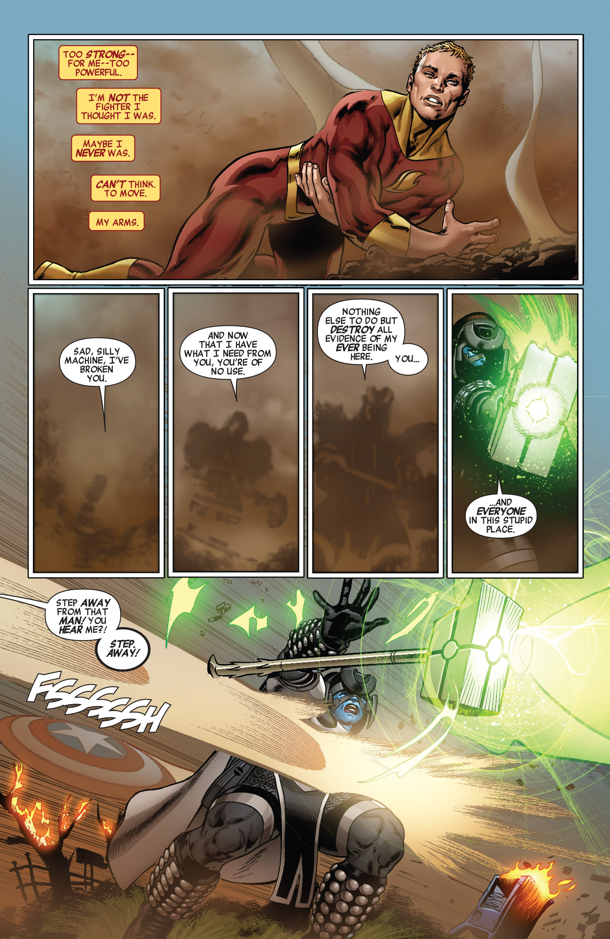 Read online Avengers (2013) comic -  Issue #27 - 42