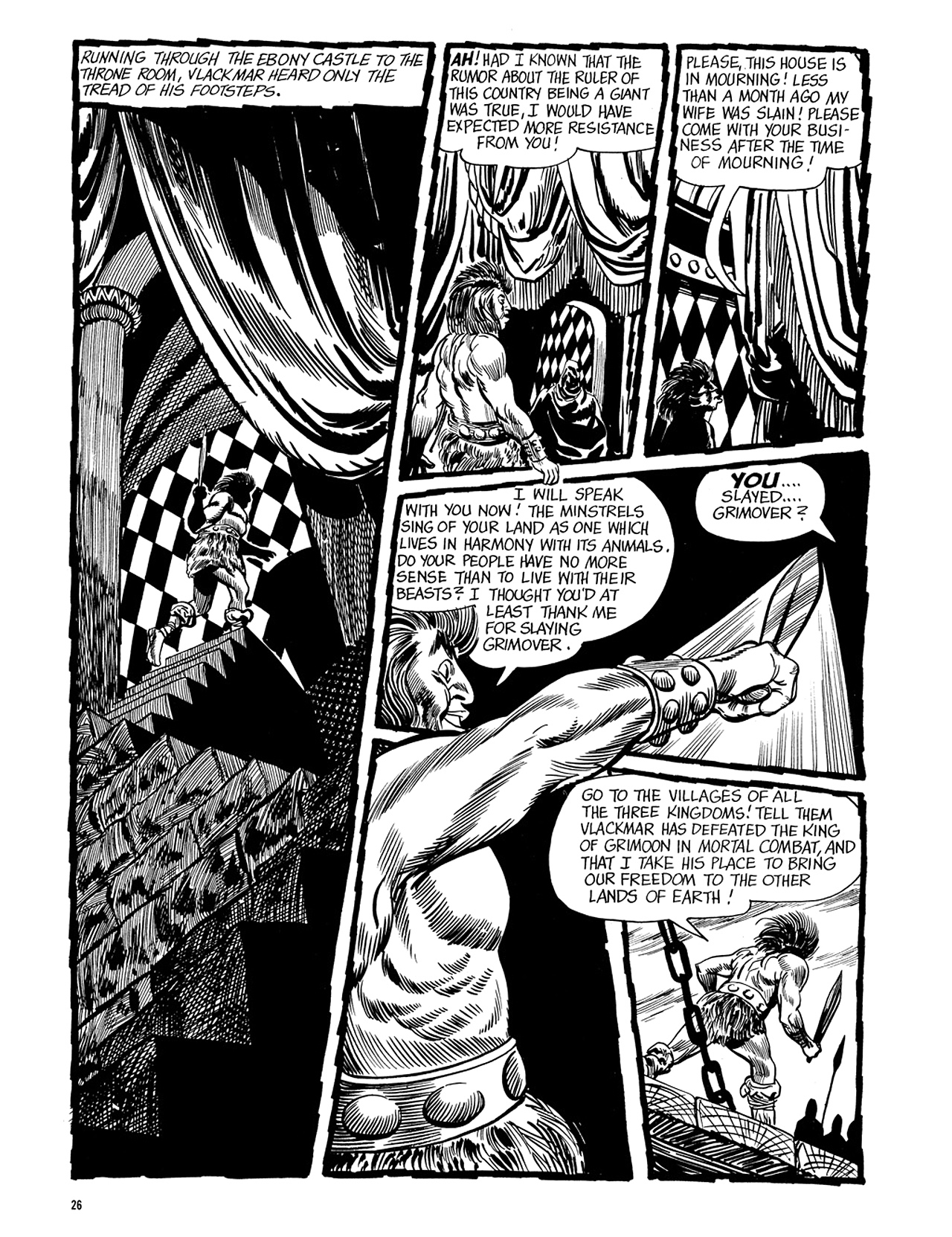Read online Eerie Archives comic -  Issue # TPB 5 - 27