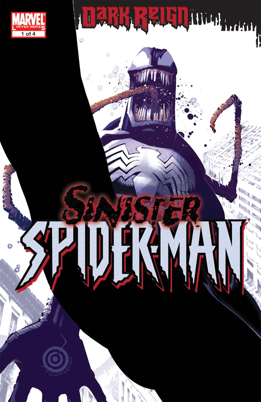 Dark Reign: The Sinister Spider-Man issue 1 - Page 1
