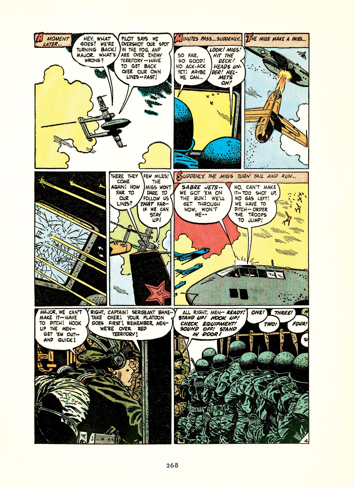 Read online Setting the Standard: Comics by Alex Toth 1952-1954 comic -  Issue # TPB (Part 3) - 69