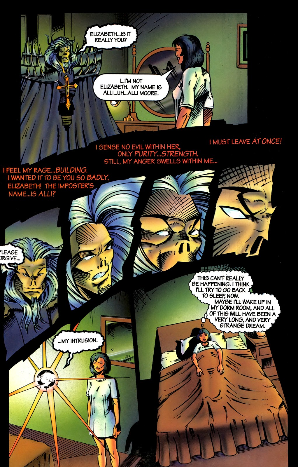 Read online Perg comic -  Issue #4 - 23