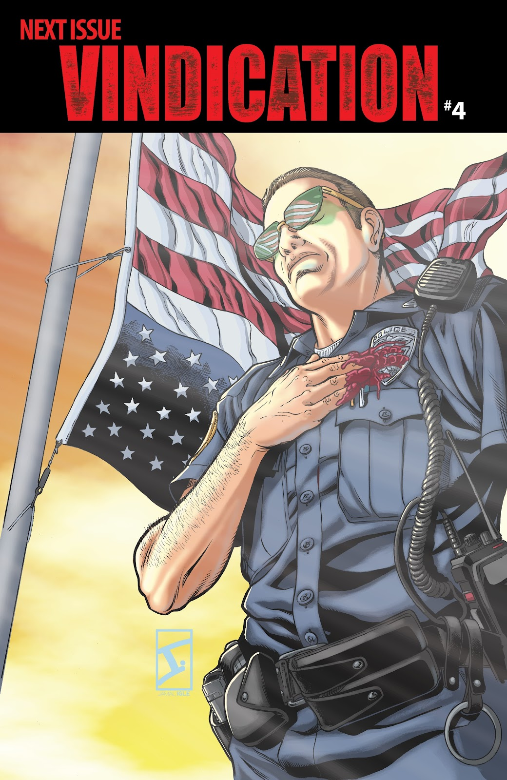 Read online Vindication comic -  Issue #3 - 25