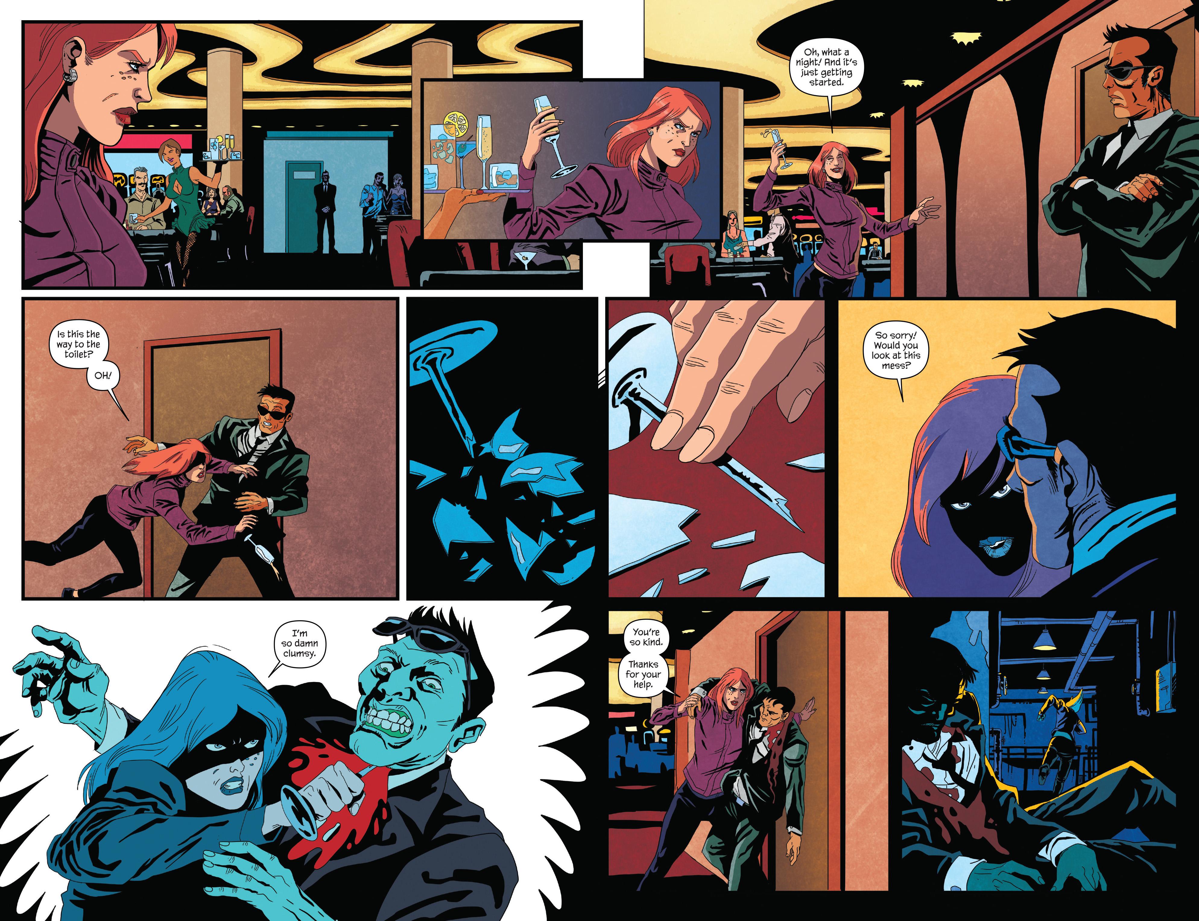 Read online James Bond (2017) comic -  Issue #2 - 14