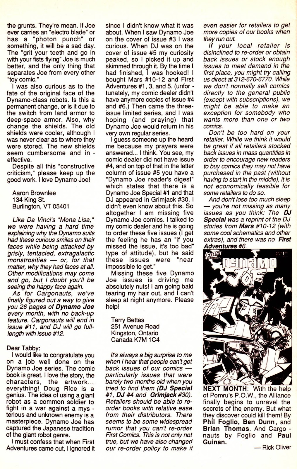 Dynamo Joe issue 8 - Page 29