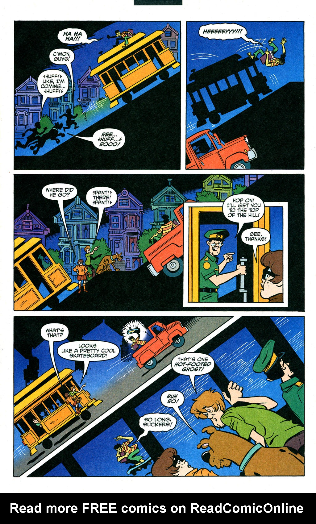 Read online Scooby-Doo (1997) comic -  Issue #89 - 8